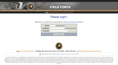 fieldforce.usma.edu