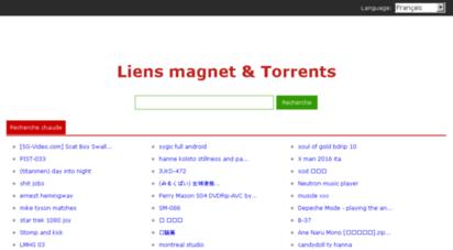 liens torrentz
