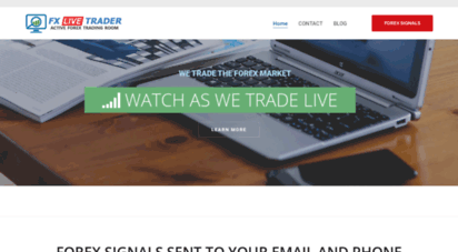 welcome to fxlivetrader com follow and watch us trade live in our
