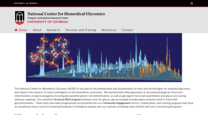glycomics.ccrc.uga.edu