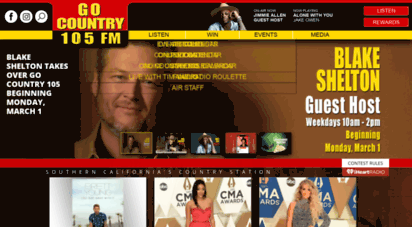 gocountry105.com
