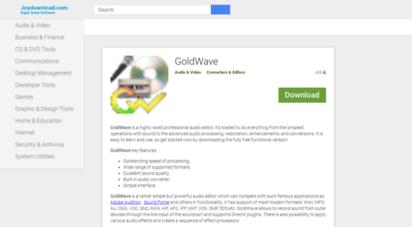 goldwave download