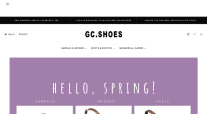 goodchoiceshoes.com