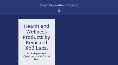 greeninnovationproducts.com
