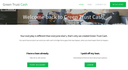 greentrustcash.com