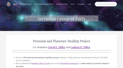 groupofforty.com