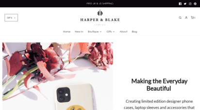 harperandblake.co.uk