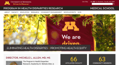 healthdisparities.umn.edu