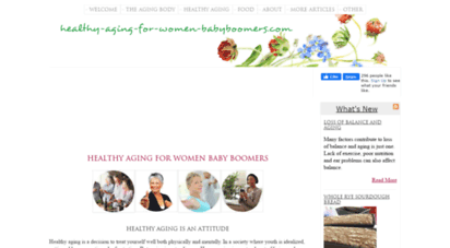 healthy-aging-for-women-babyboomers.com