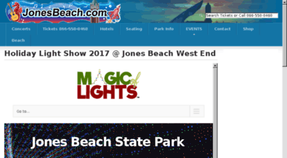 Welcome To Holidaylights Jonesbeach Com Holiday Lights Spectacular