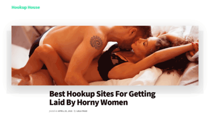 what is the best hookup site