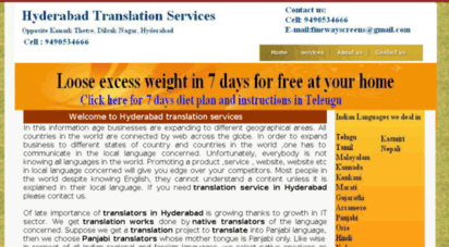 hyderabadtranslationservices.com