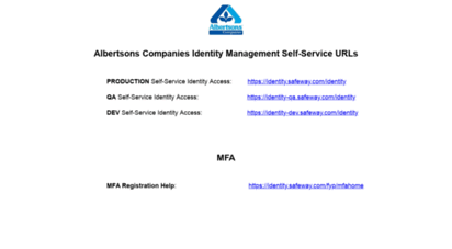 identity.safeway.com