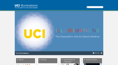 illuminations.uci.edu