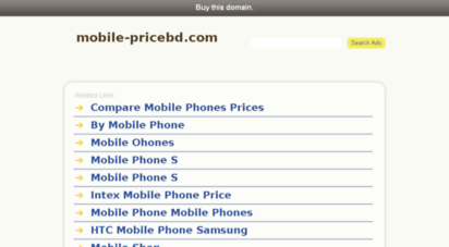 in.mobile-pricebd.com