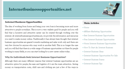 internetbusinessopportunities.net
