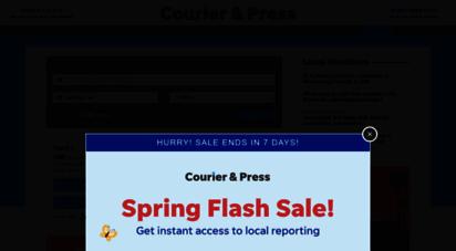 Jobs.courierpress.com