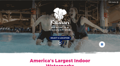 kalahariresorts19.reachlocal.net