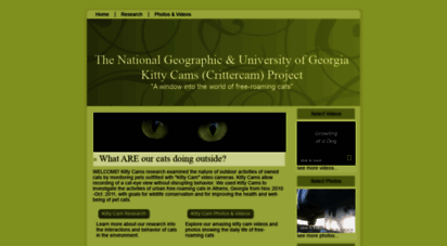 kittycams.uga.edu
