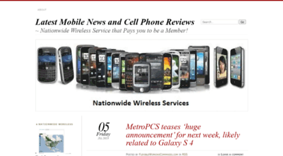 latestmobilenewsandcellphonereviews.wordpress.com