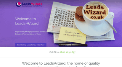leadswizard.co.uk