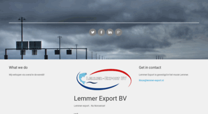 Lemmer Nl welcome to lemmer export nl home