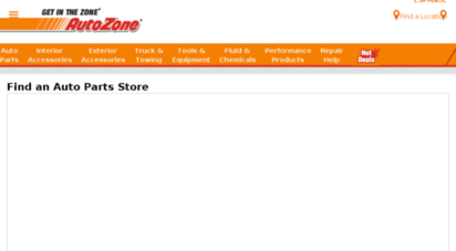 Welcome To Locations Autozone Com Auto Parts Near Me Nearby