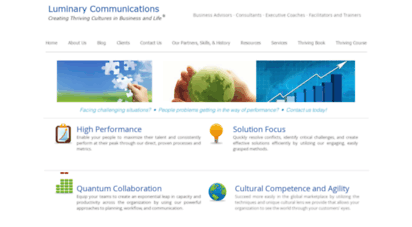 luminarycommunications.org