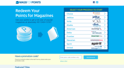 magsforpoints.com