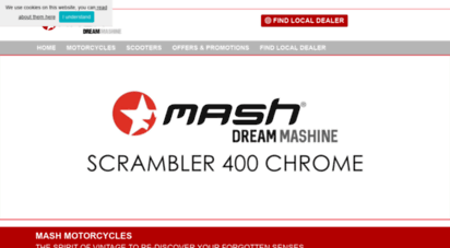 mashmotorcycles.co.uk