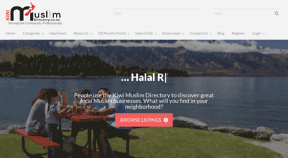 muslimdirectory.co.nz