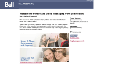 mypictures.bell.ca