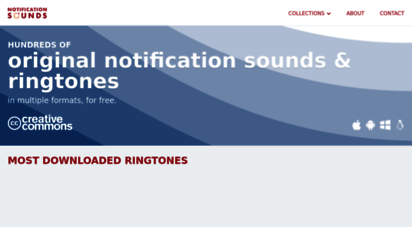 Notificationsounds.com