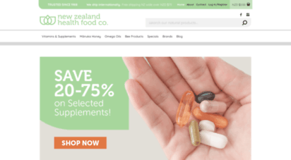 nzhealthfood.com