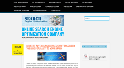 onlinesearchengineoptimizationcompany.wordpress.com