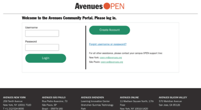 open.avenues.org