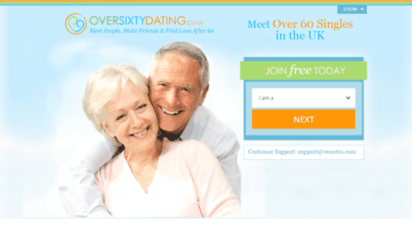 how to find love after 60