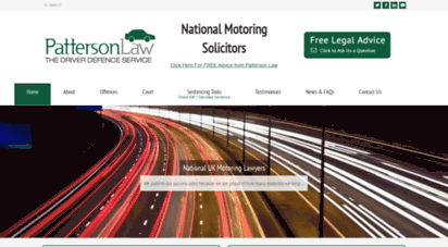 pattersonlaw.co.uk