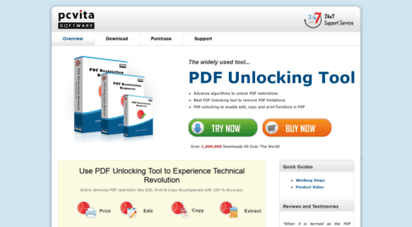pdfunlock safe to use