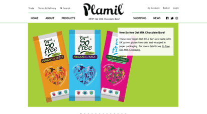 plamilfoods.co.uk