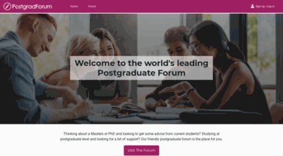 postgraduateforum.com