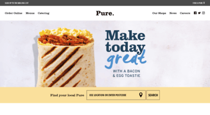 pure.co.uk