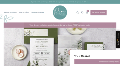 welcome to pureinvitation co uk bespoke wedding invitations