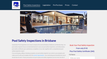 qldpoolinspections.com