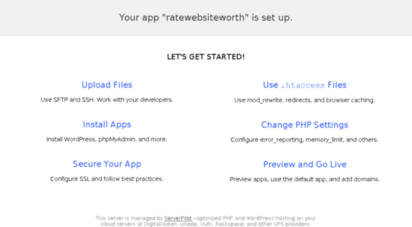 ratewebsiteworth.com