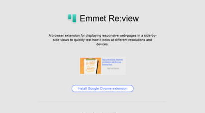 re-view.emmet.io