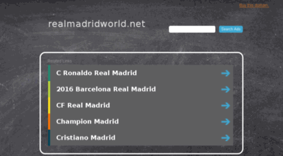 realmadridworld.net