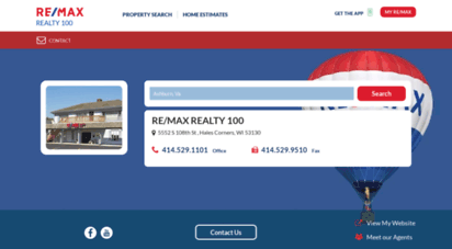 realty100-25109.remax-wisconsin.com