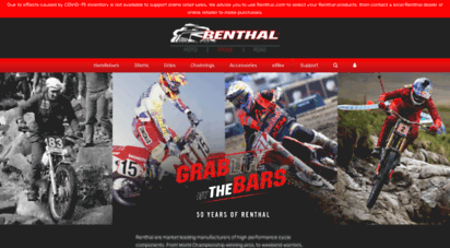renthalcycling.com