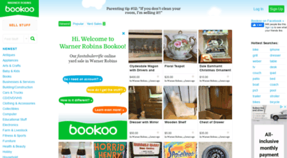 Welcome To Robins Bookoo Com Robins Bookoo Buy And Sell With